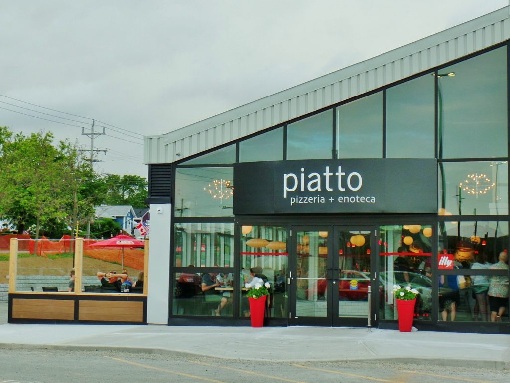 Piatto Pizzeria on Elizabeth Avenue