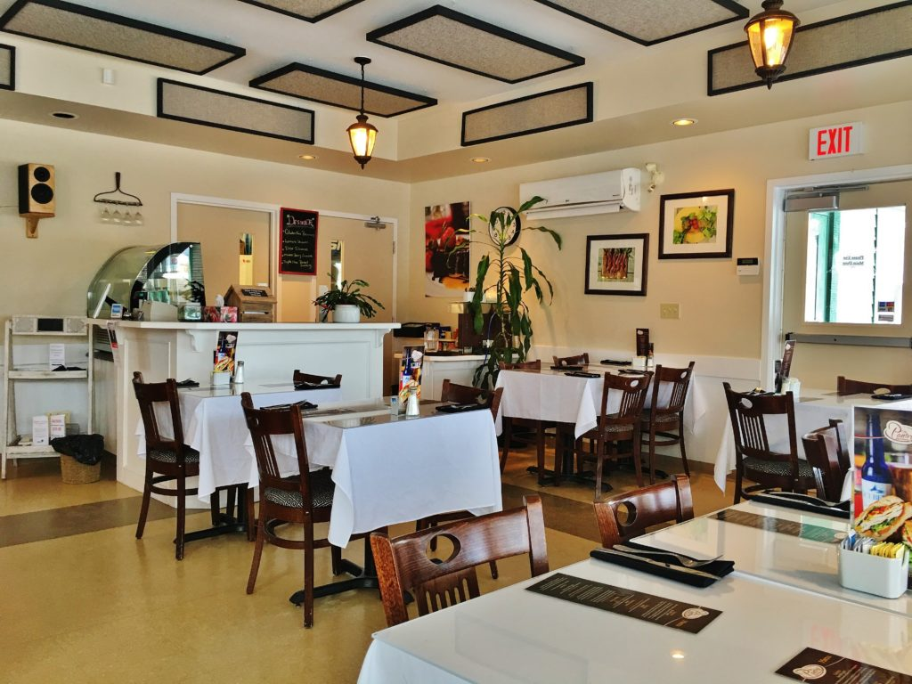 Inside The Pantry Café
